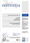 IFT ISO Certificate