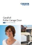 Garador GaraRoll roller brochure