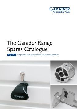 Garador Spares brochure