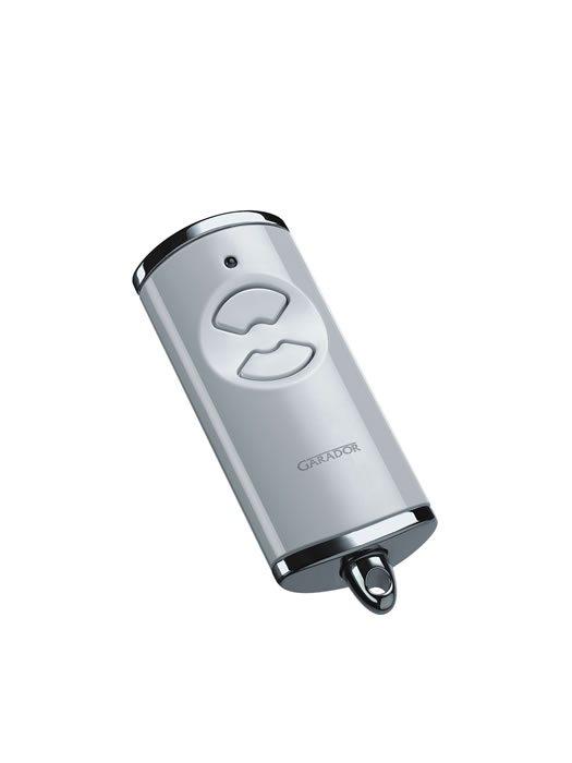 Garador Hand Transmitters 2 Button Hand Transmitter White