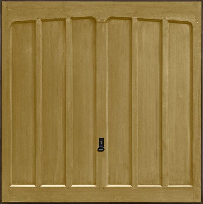 GRP Panel   Penshurst. Up and Over Garage Doors from Garador Ltd