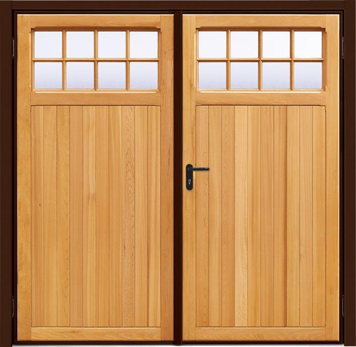 Garador Timber Panel Ashton